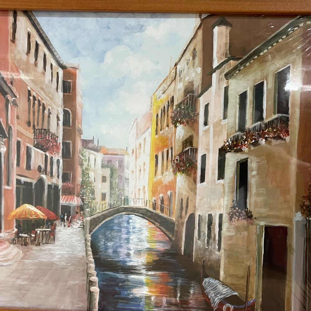 Artwork - Venice Canals - Print