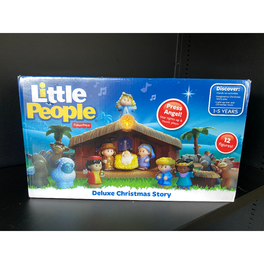 Fisher Price Little People Set