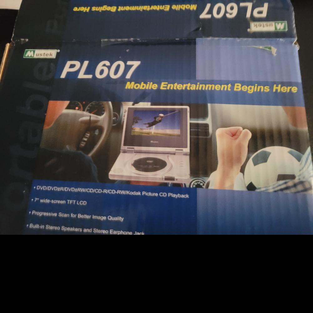 Car Projector/CD