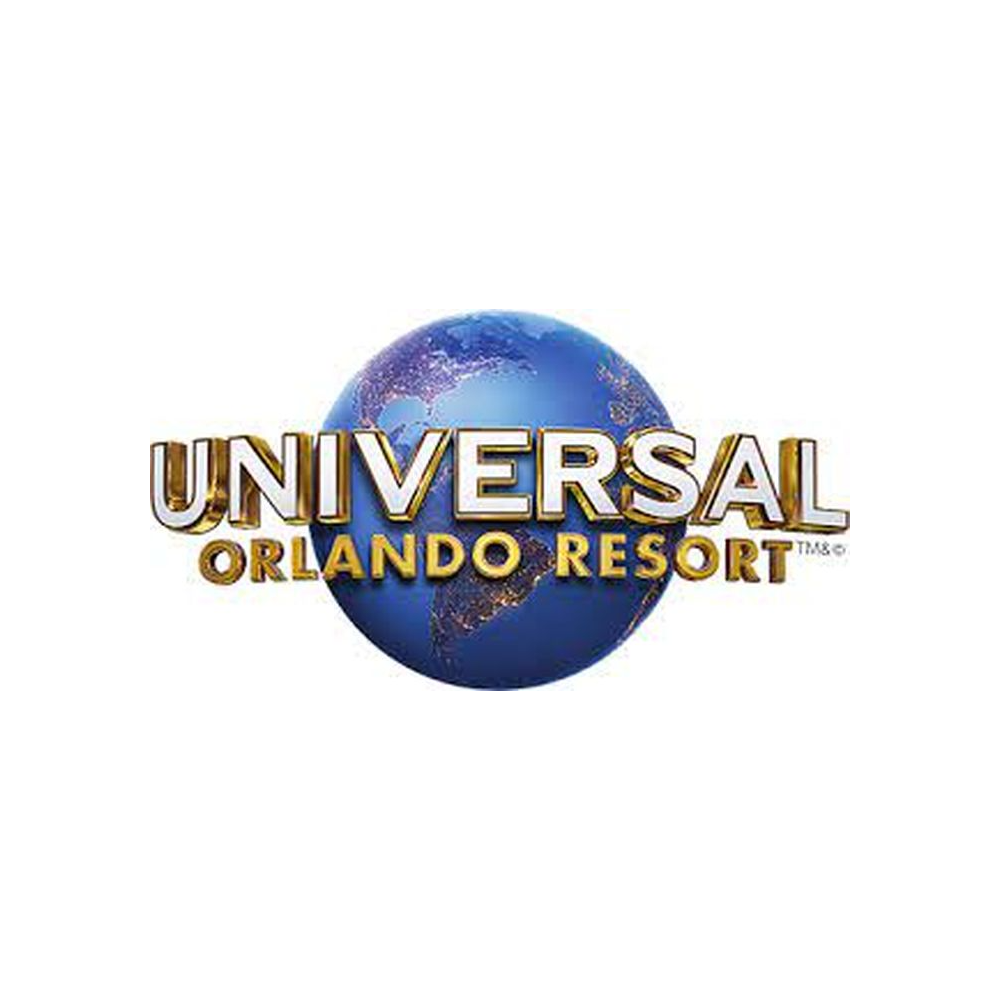 2 Two Park One Day Passes to Universal Orlando Resort