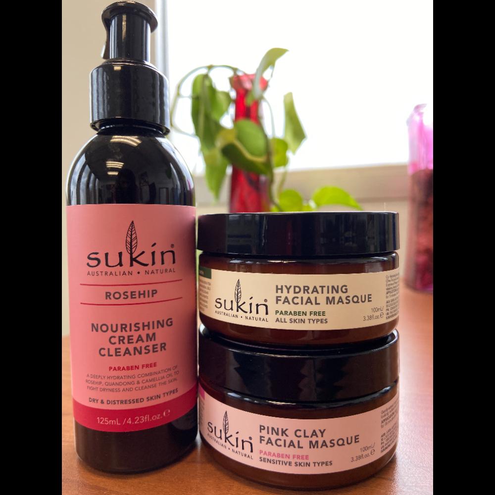 Organic Australian Skin Care, Sukin