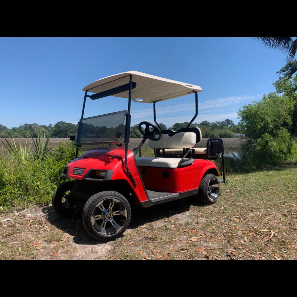 Sandfly Golf Carts EZ-GO TXT