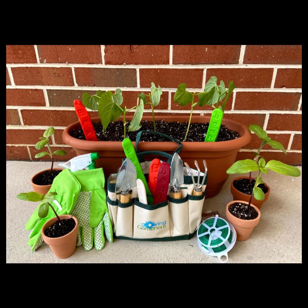 Growing Gardeners Bundle from ND 3rd Grade Class!