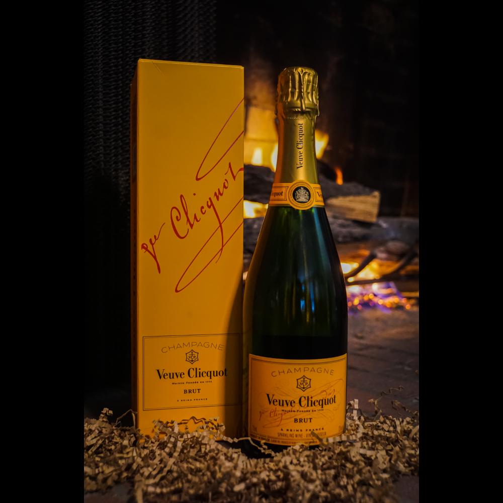 Veuve Cliequot Brut Champagne