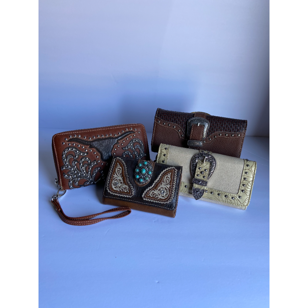 Montana West Wallet Collection
