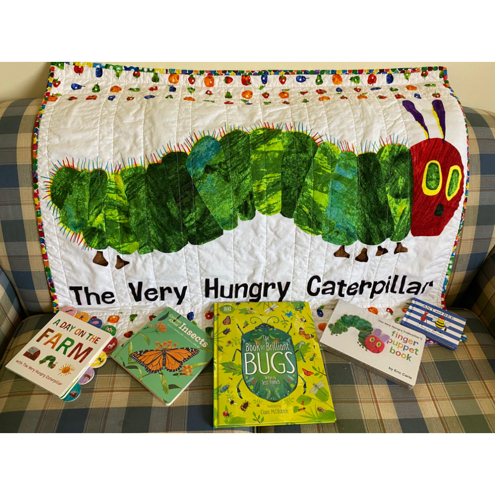 The Very Hungry Caterpillar and Children's Books