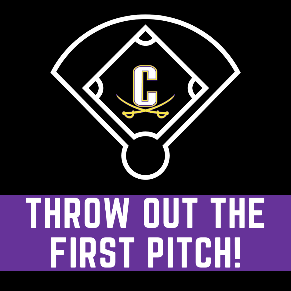 Throw out the First Pitch!