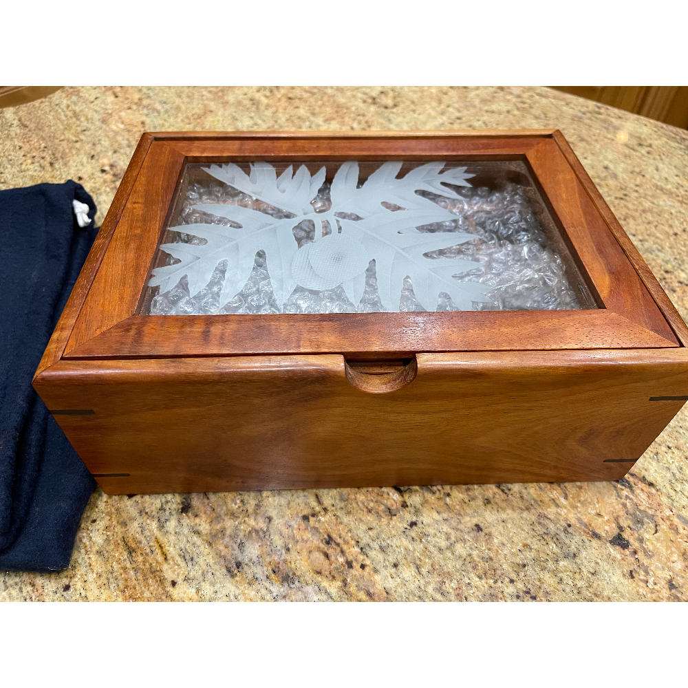 Hawaiian Jewelry Box