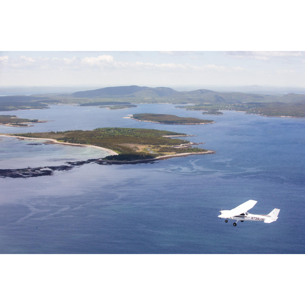 Acadia Scenic Flight for two