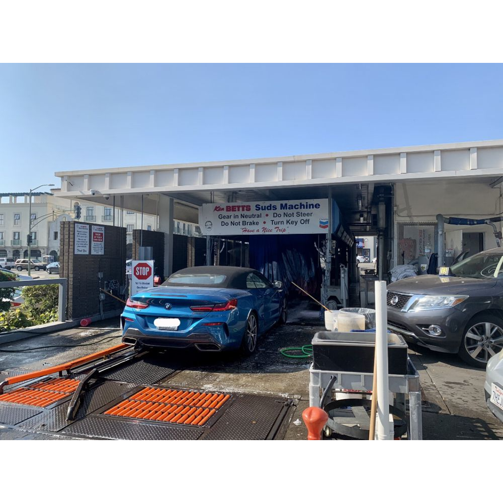 Package of 12 Exterior Car Washes
