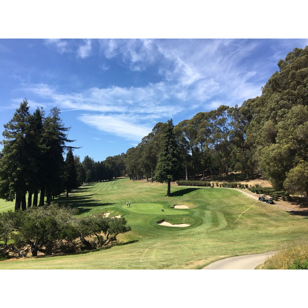 Sequoyah Country Club - 3 Persons Hosted by David Stein