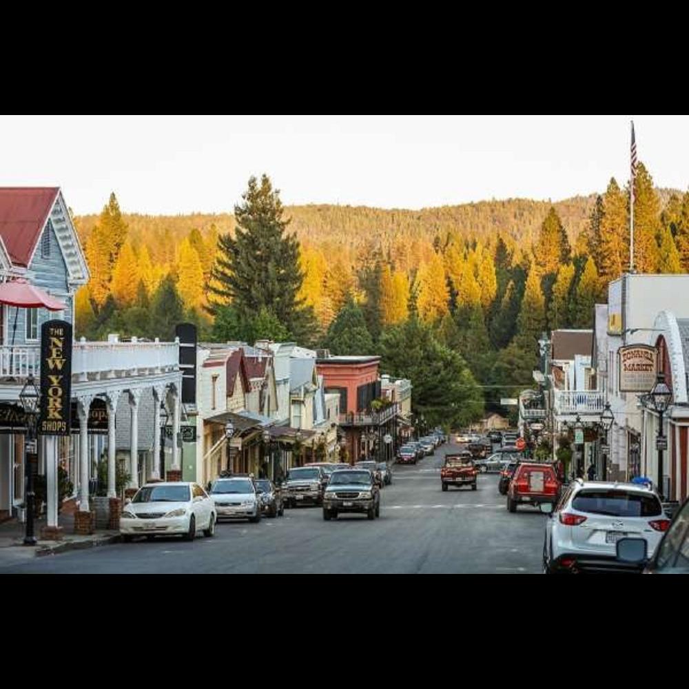 Nevada City Getaway