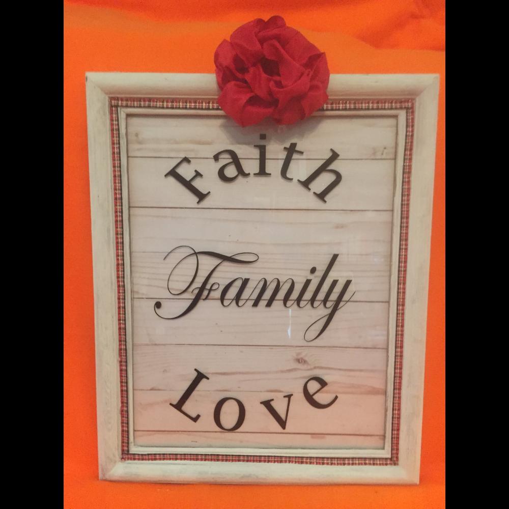 Faith-Family-Love