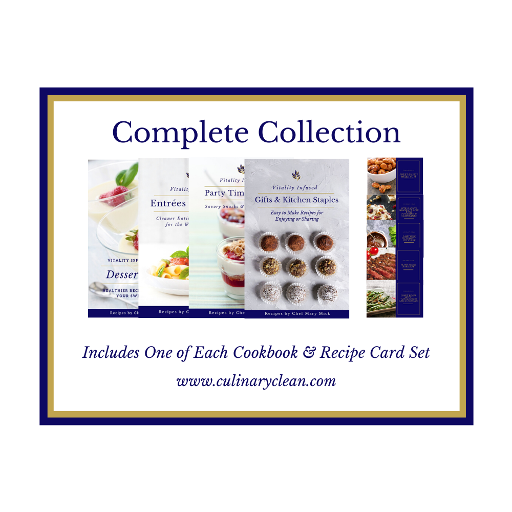 Culinary Clean Complete Collection