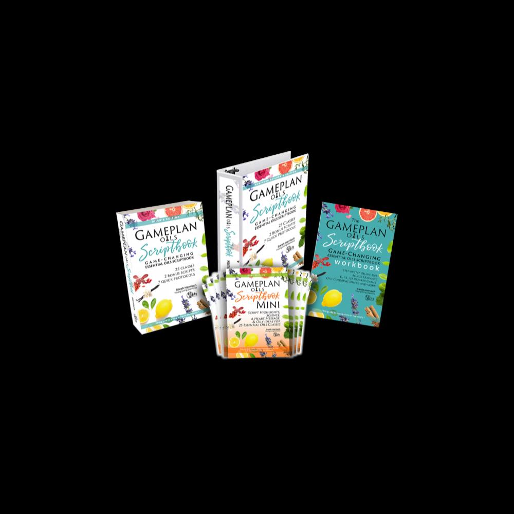 Scriptbook Bundle Pack