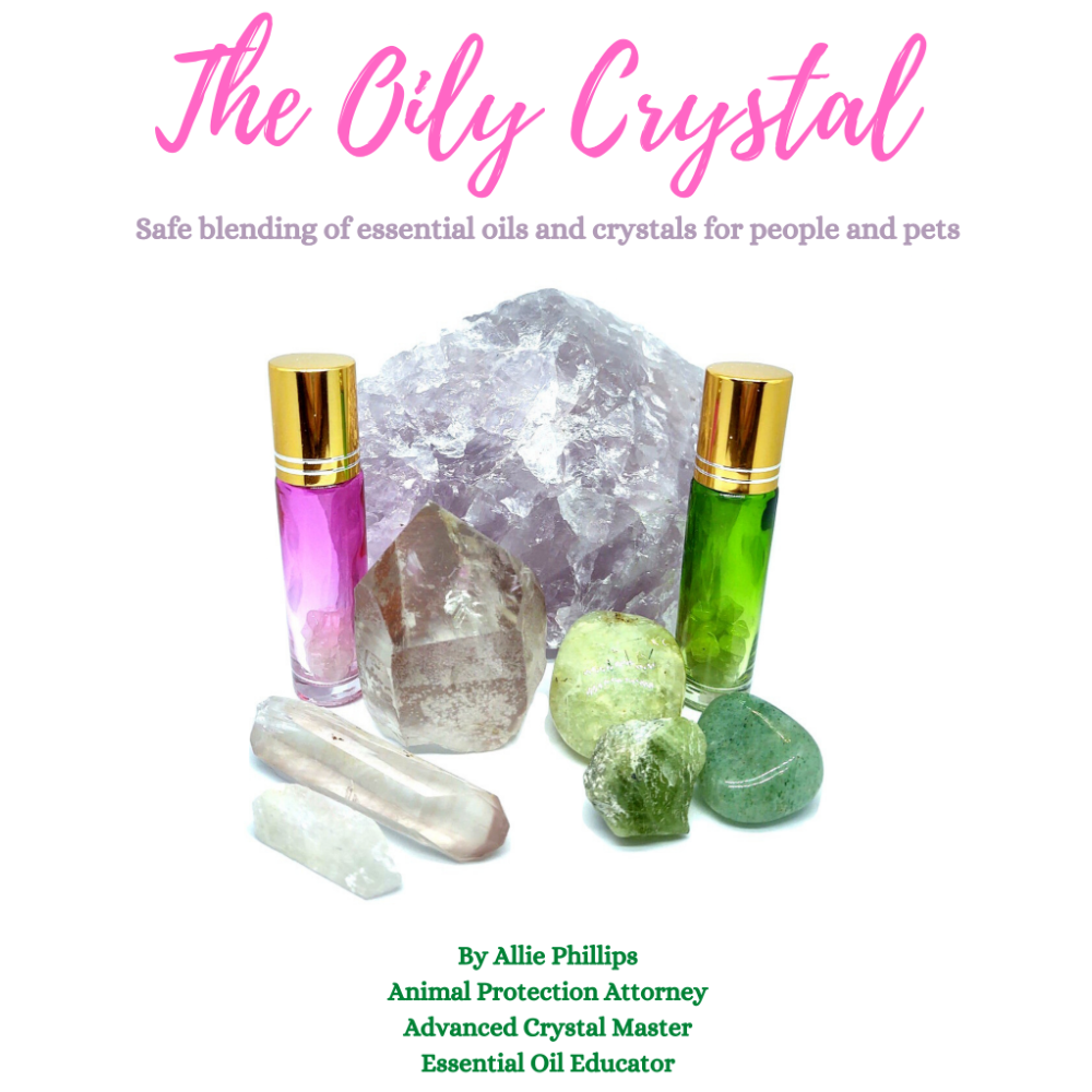 The Oily Crystal book