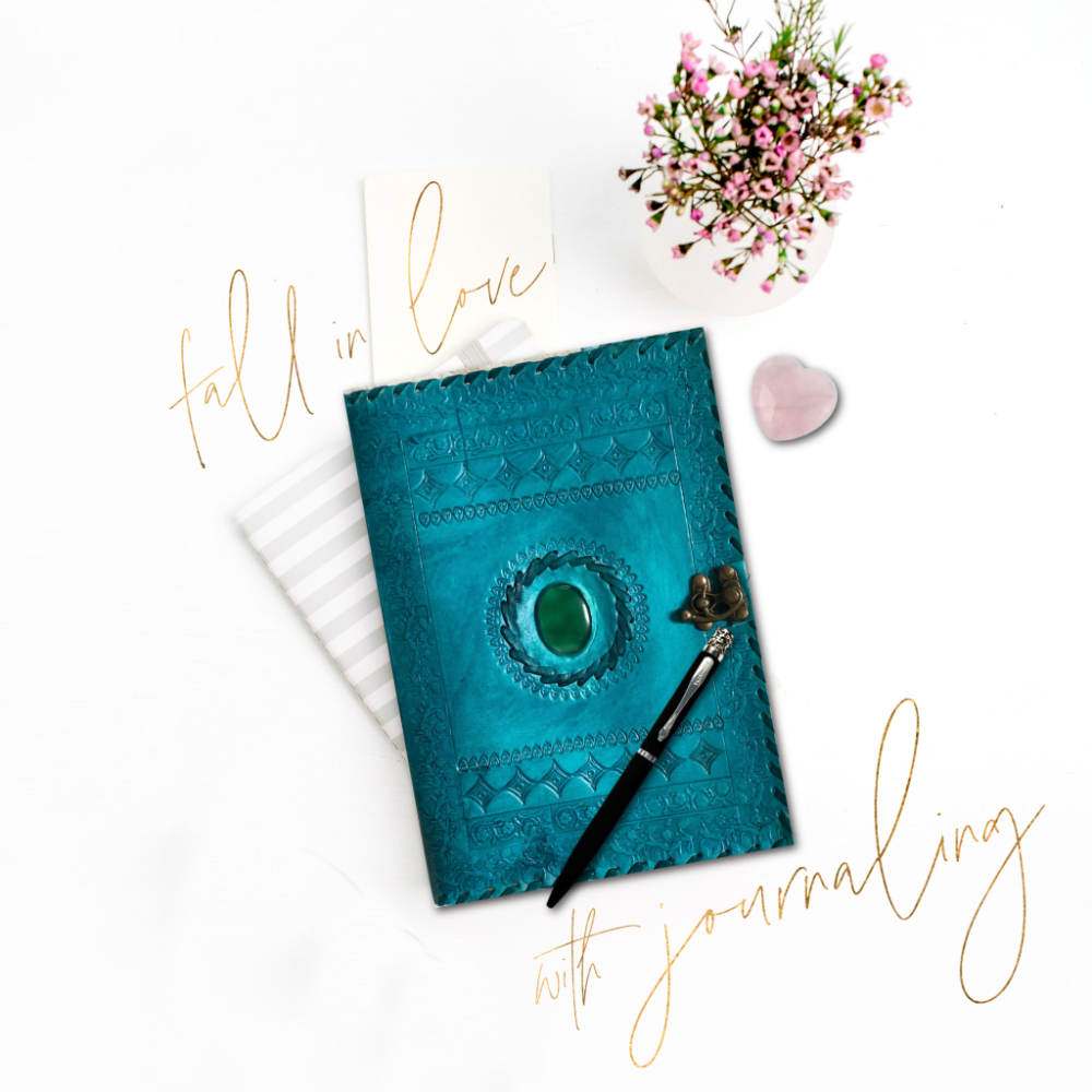 Essential Ink Aromatherapy Pen and Notebook
