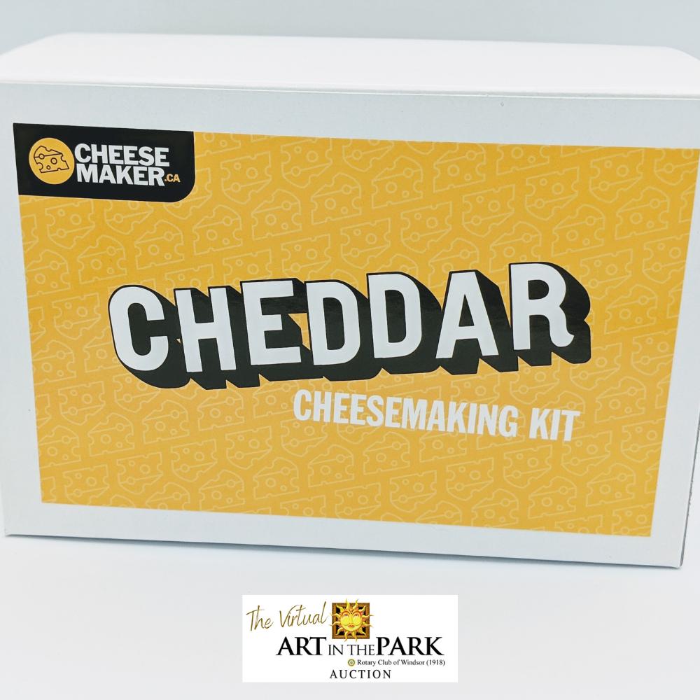 Cheddar Kit (Makes 10 batches)