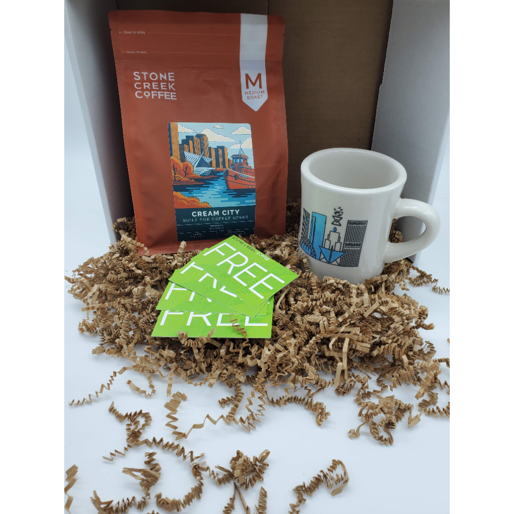 Coffee Lover's Box from Stone Creek Coffee