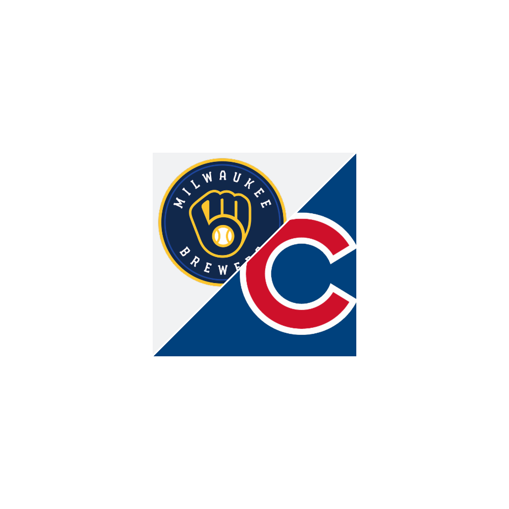 Rivalry Baseball Package - June 28th Brewers vs Cubs