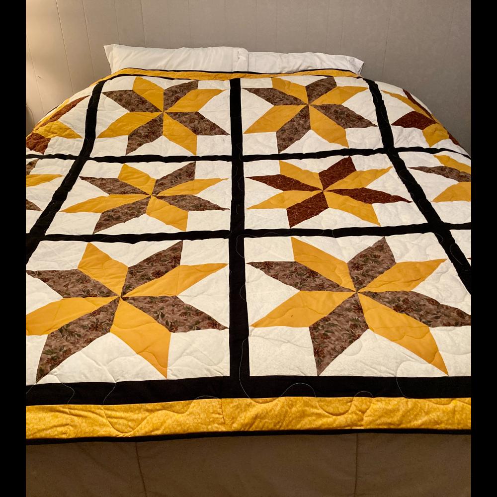 King Size Handmade Quilt