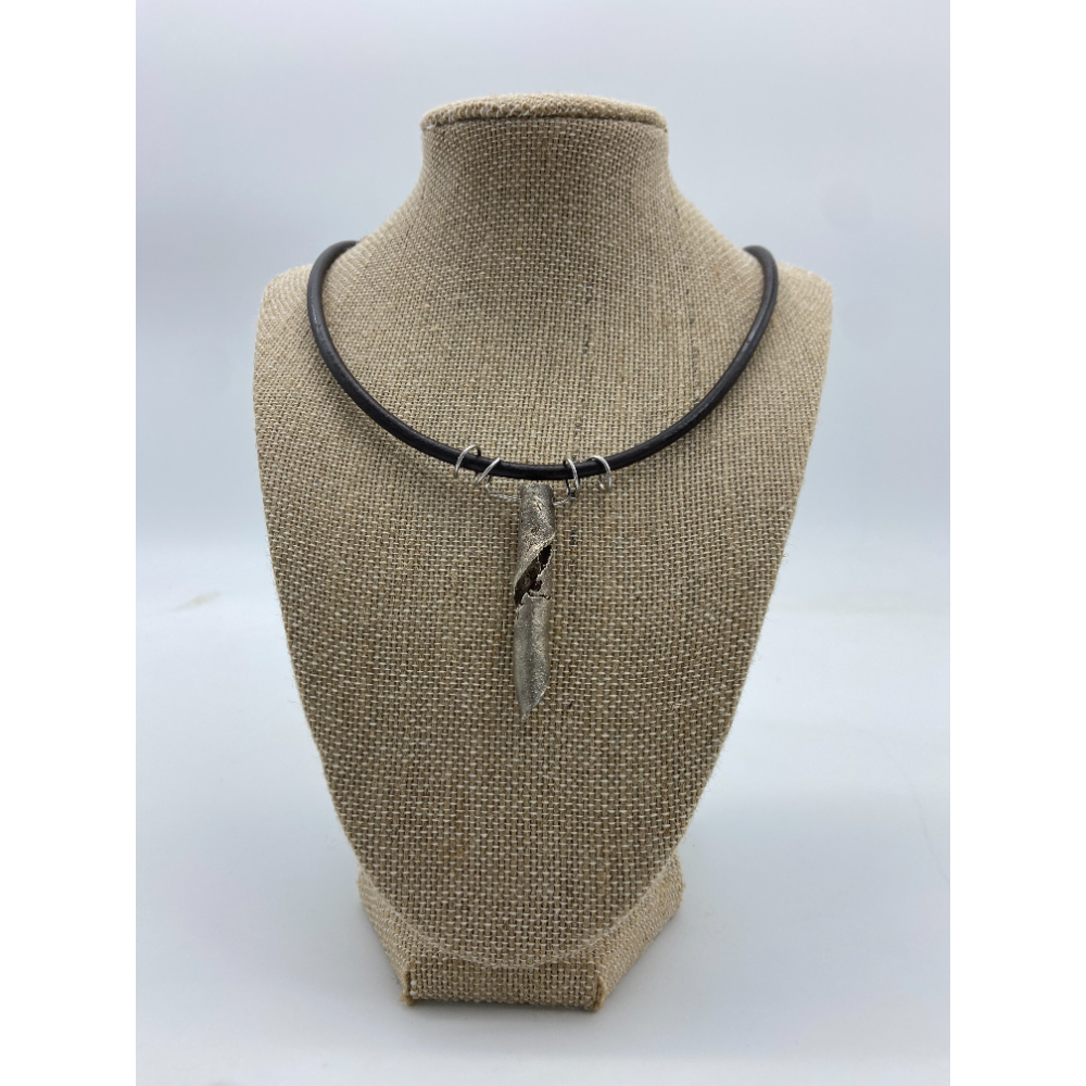 Sterling Silver Handcrafted Necklace