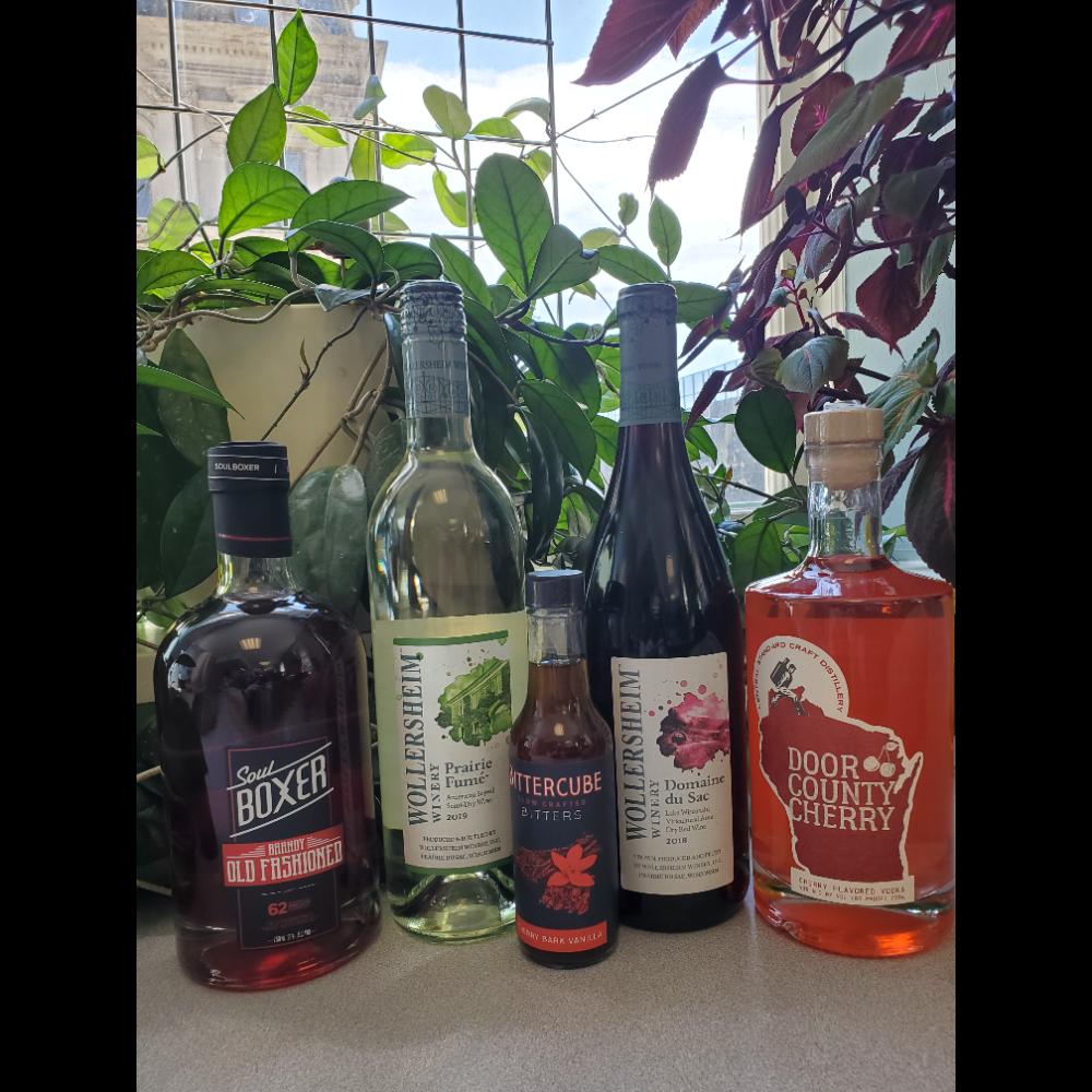 Wisconsin Wine and Spirits