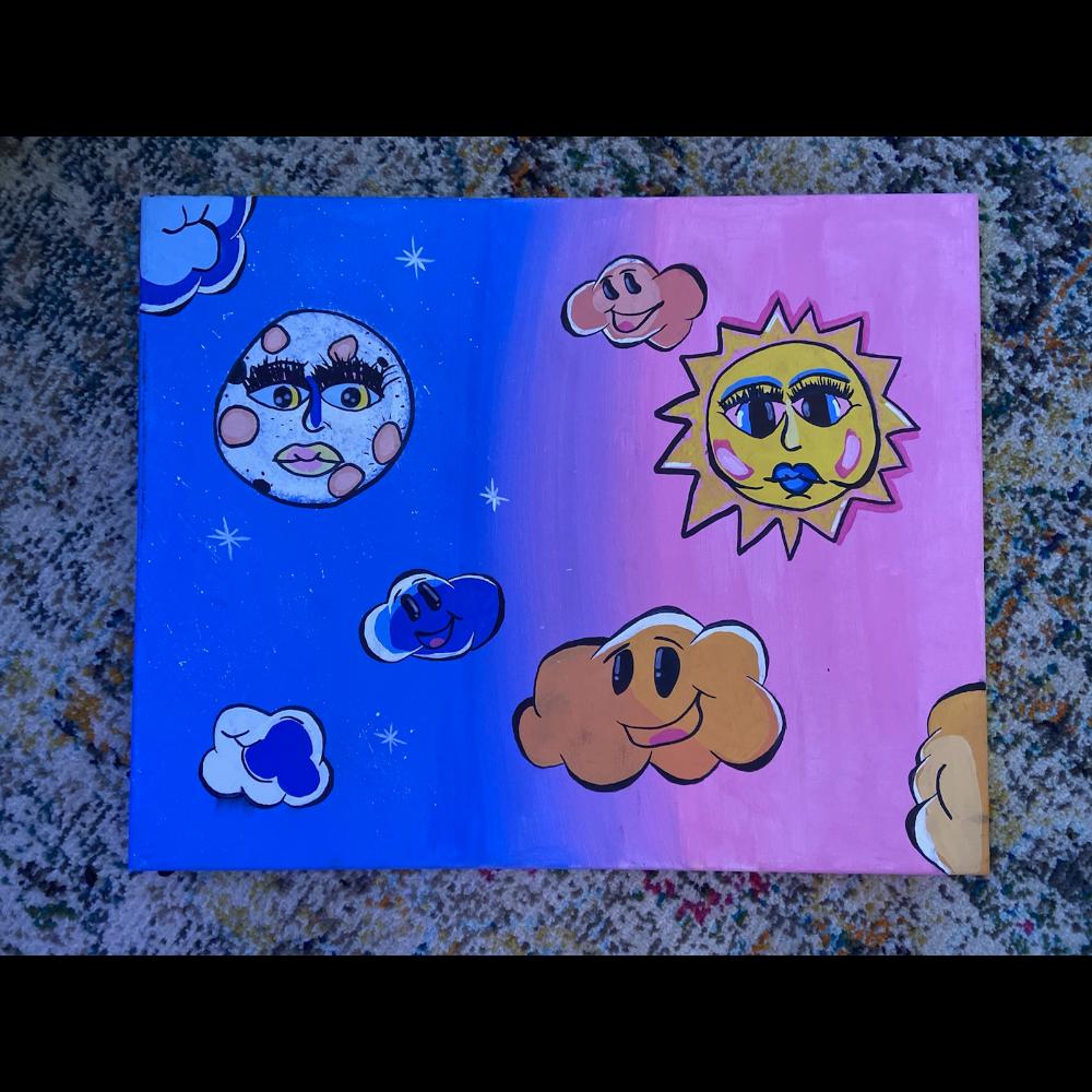 The Animated Sky