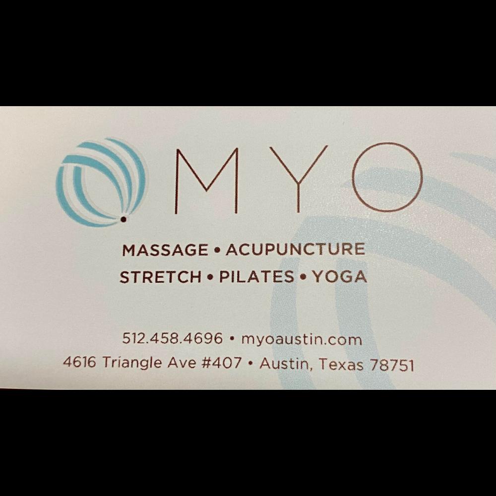 MYO Therapeutic Massage