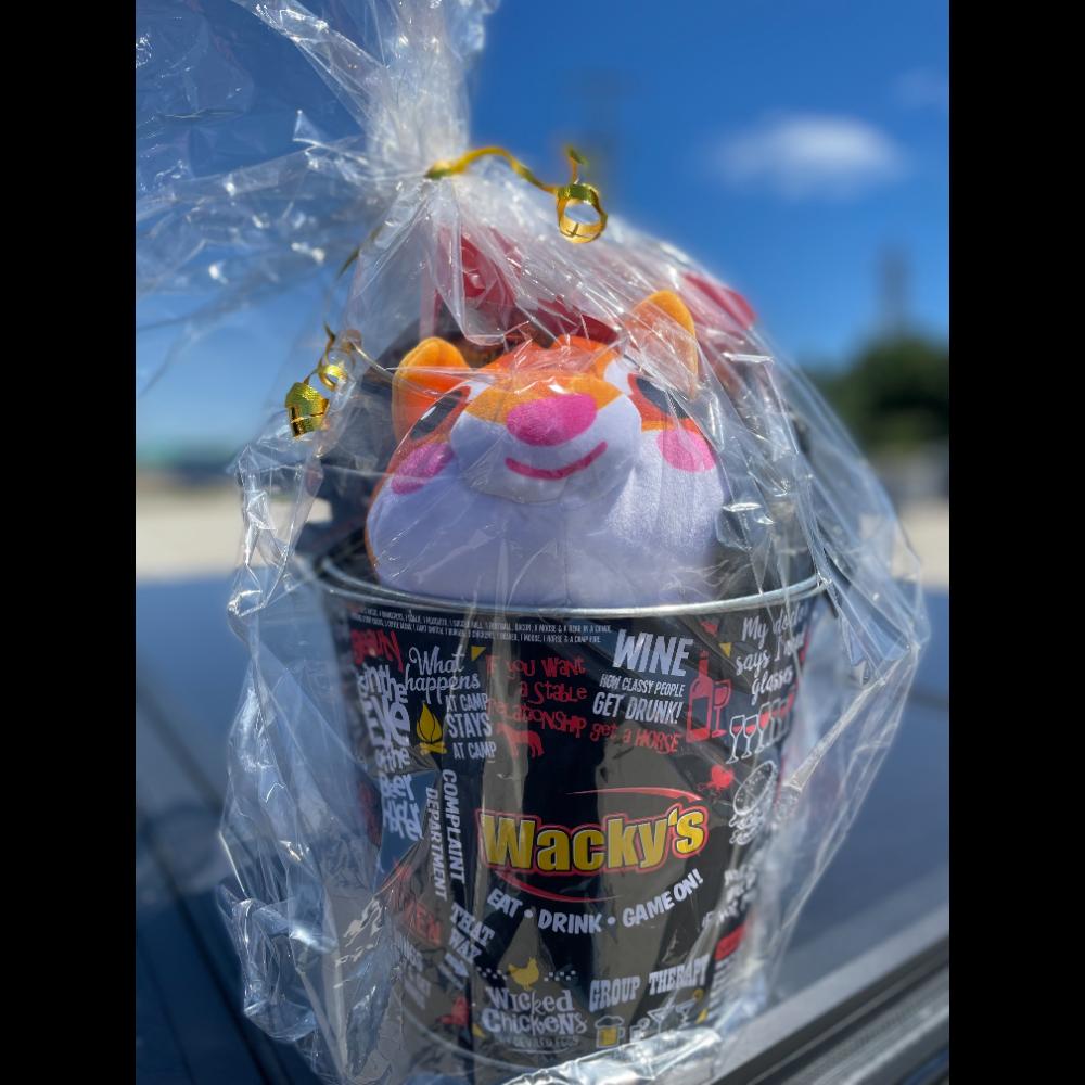 Wacky Wings- Prize Bucket