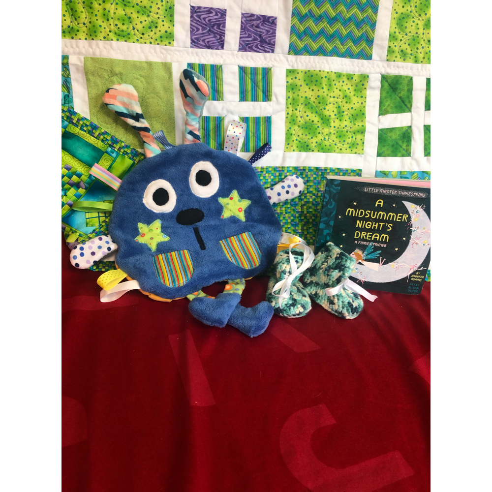 Green and Blue Children's Bundle