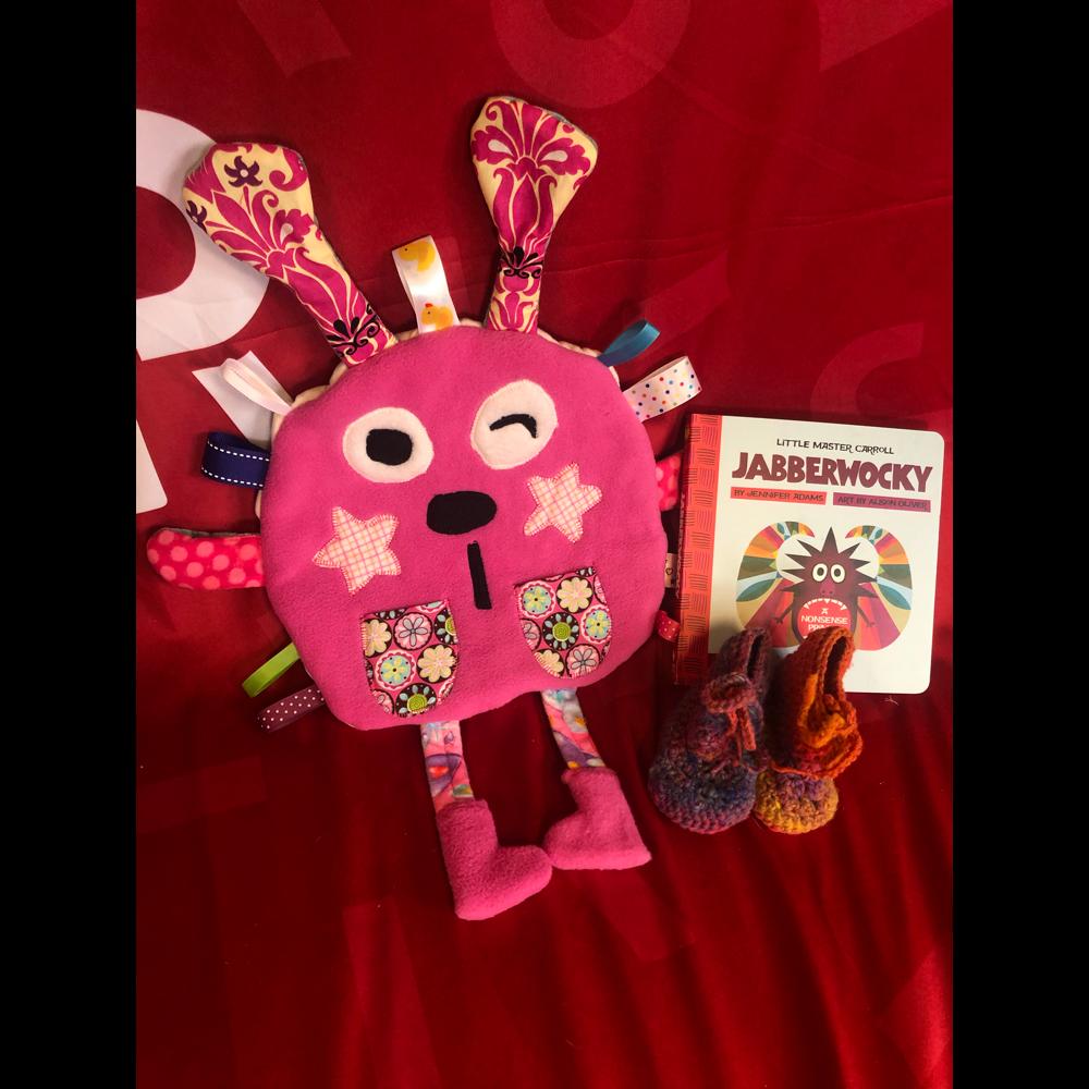 Pink Children's Cozy Bundle
