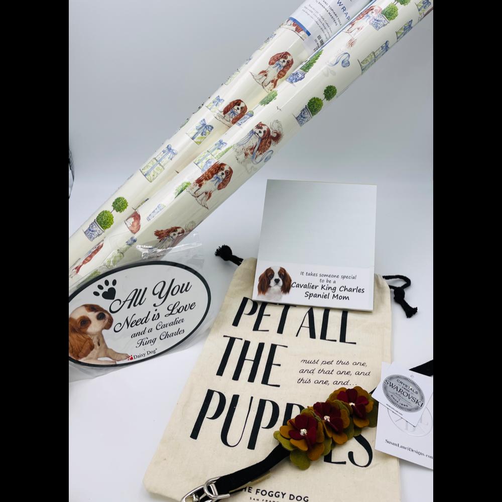 Cavalier Gift Wrap #2
