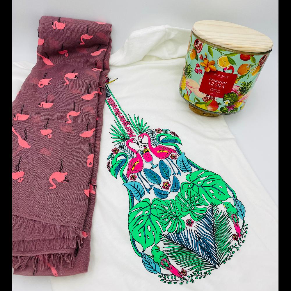 Festive Flamingos!