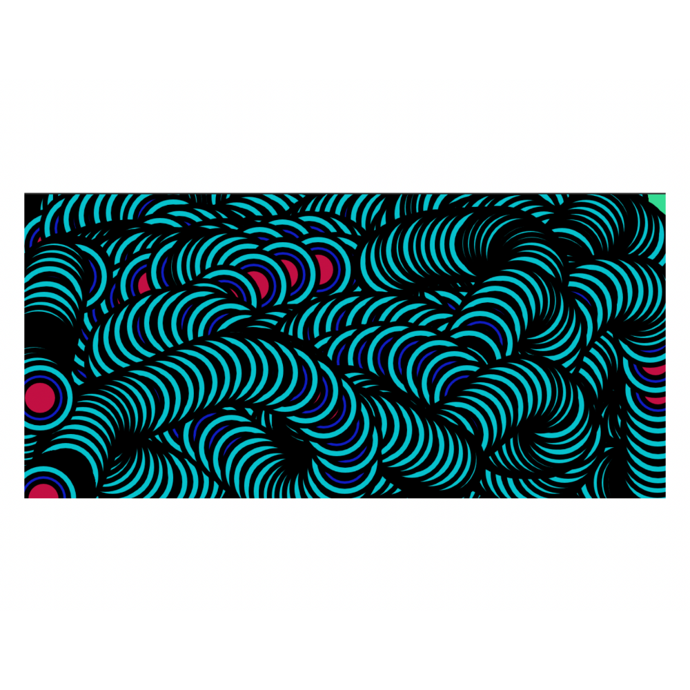 "DIY Girls Coded Art Piece ""Swirl"" by DIY Girls - Aylin"