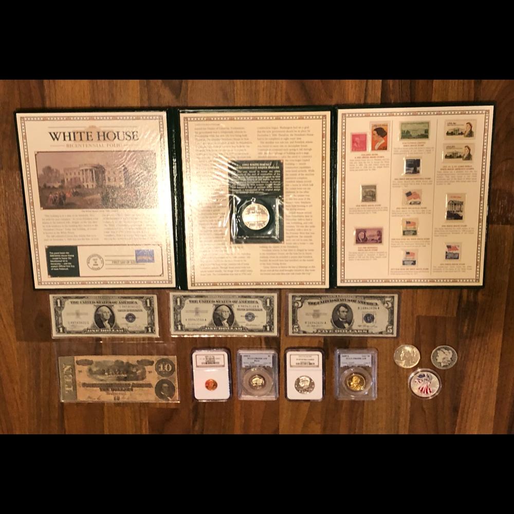 Coins, Bills, Stamps, Cal Ripken, Jr