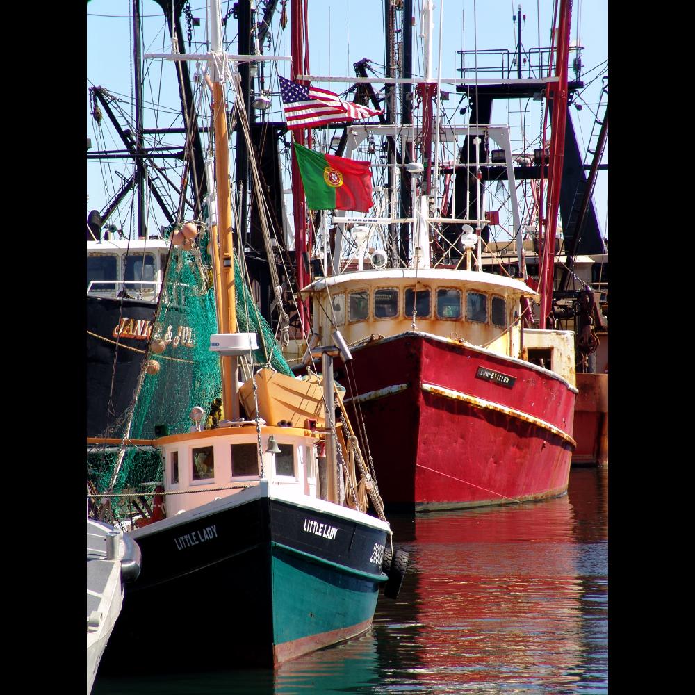 New Bedford Fishing Heritage Center - Family Membership