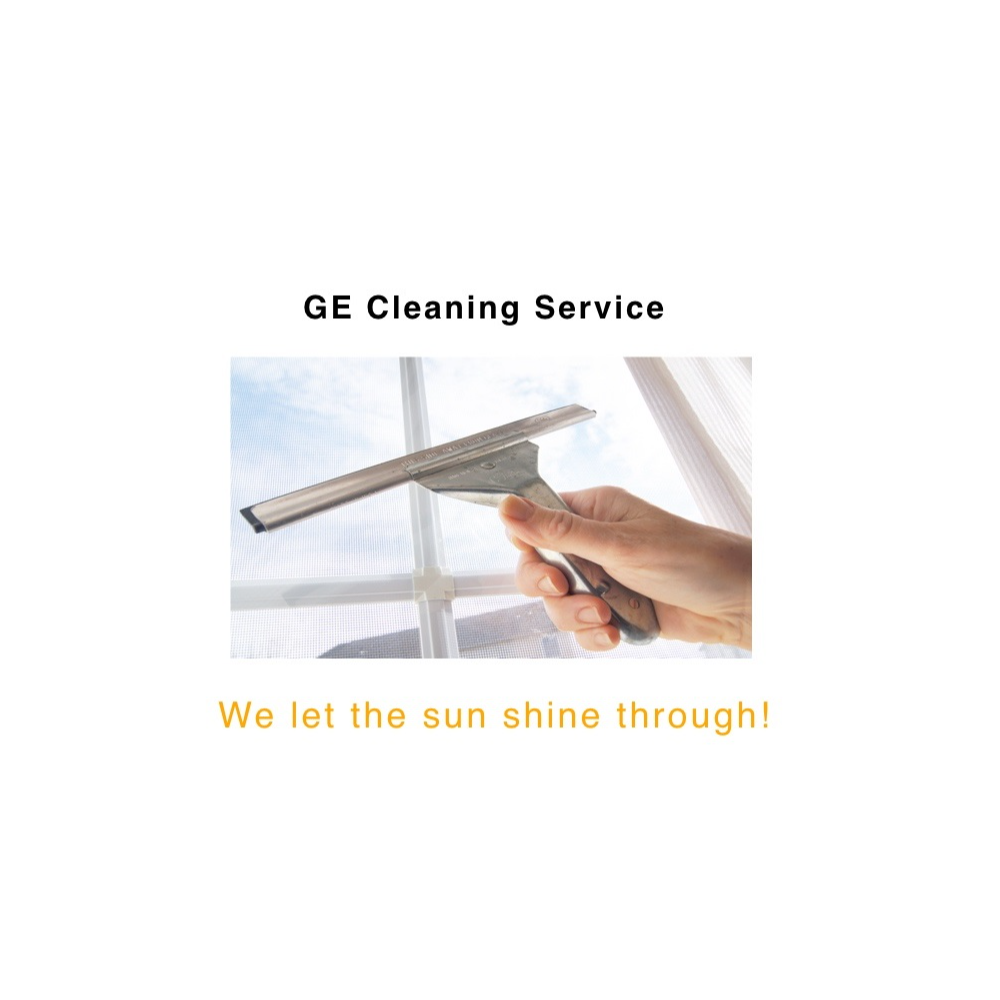 $100 Voucher towards a complete whole house interior and exterior window cleaning donated by G. E. Cleaning Services.