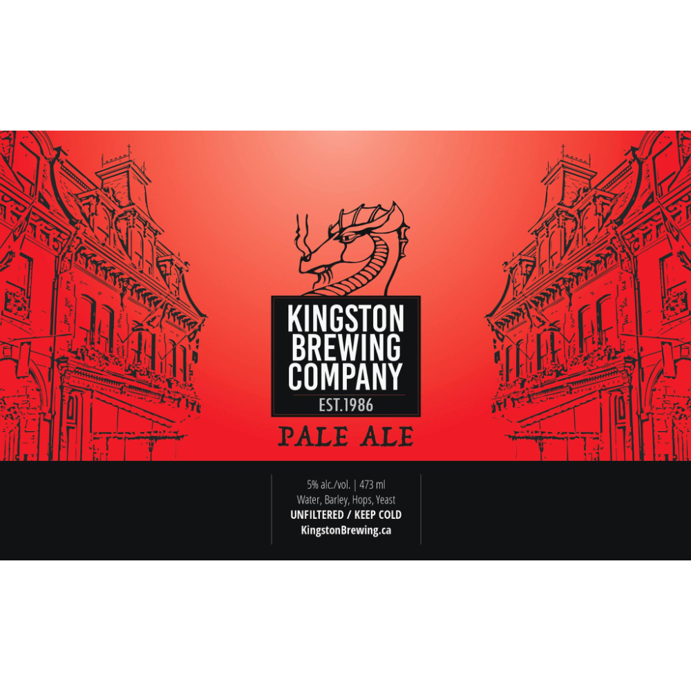 $50 Gift certificate to The Kingston Brewing Company donated by a proud Rotarian