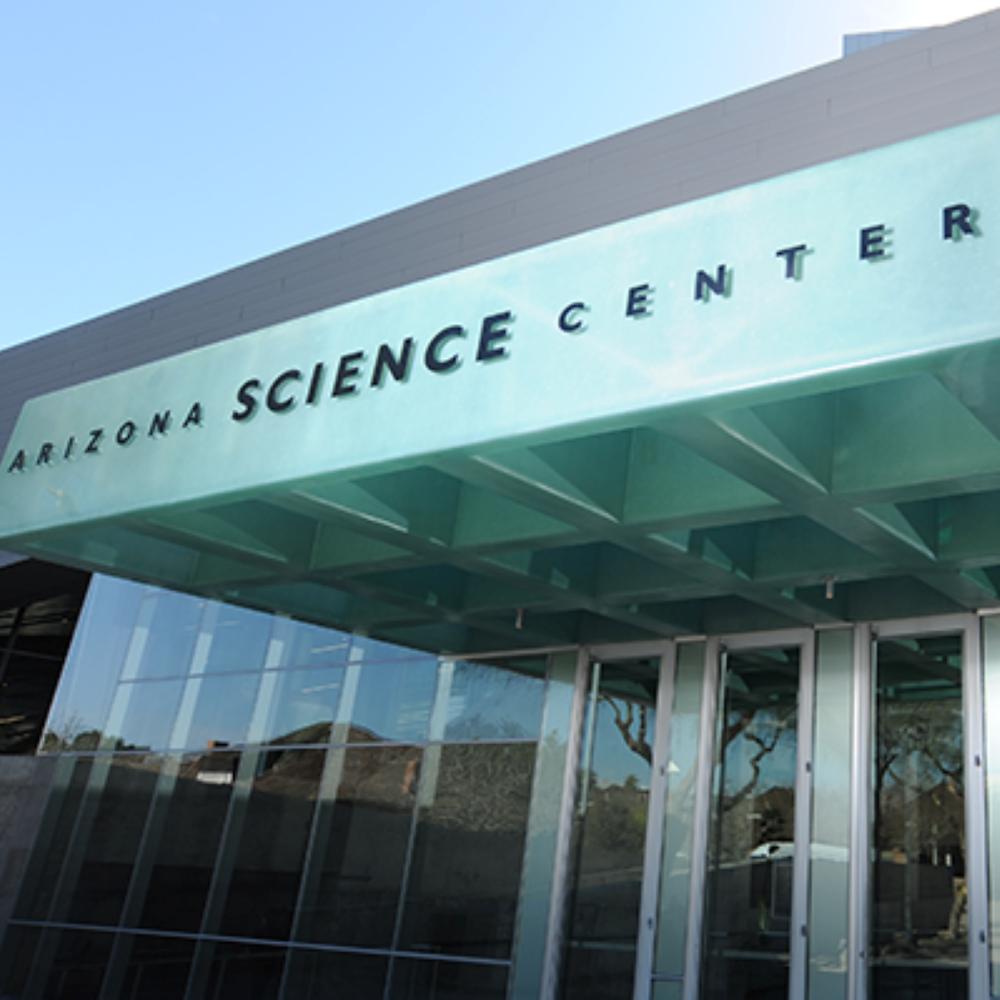 Family-Level Membership to Arizona Science Center