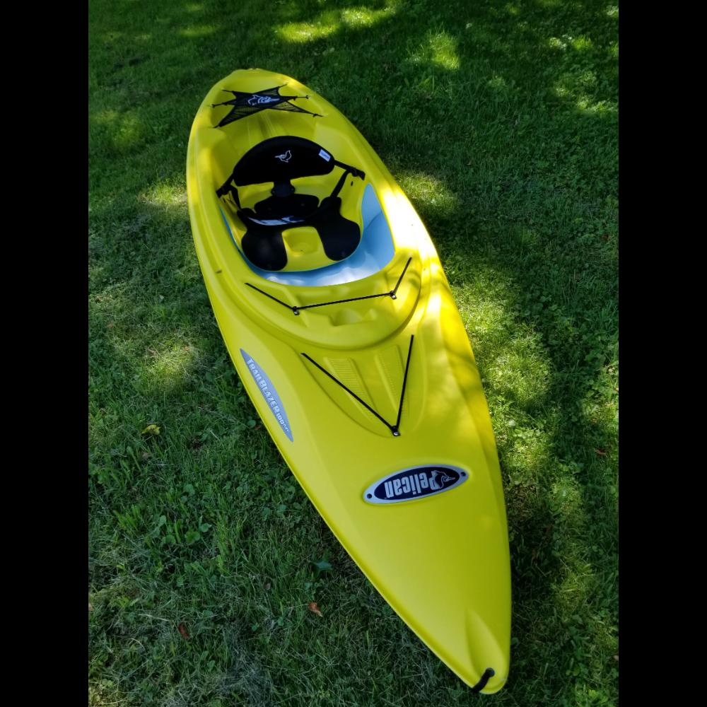 Pelican Trailblazer 100NXT kayak