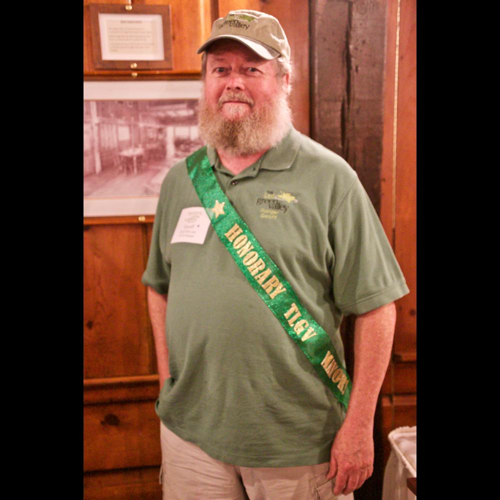 TLGV Honorary Mayor