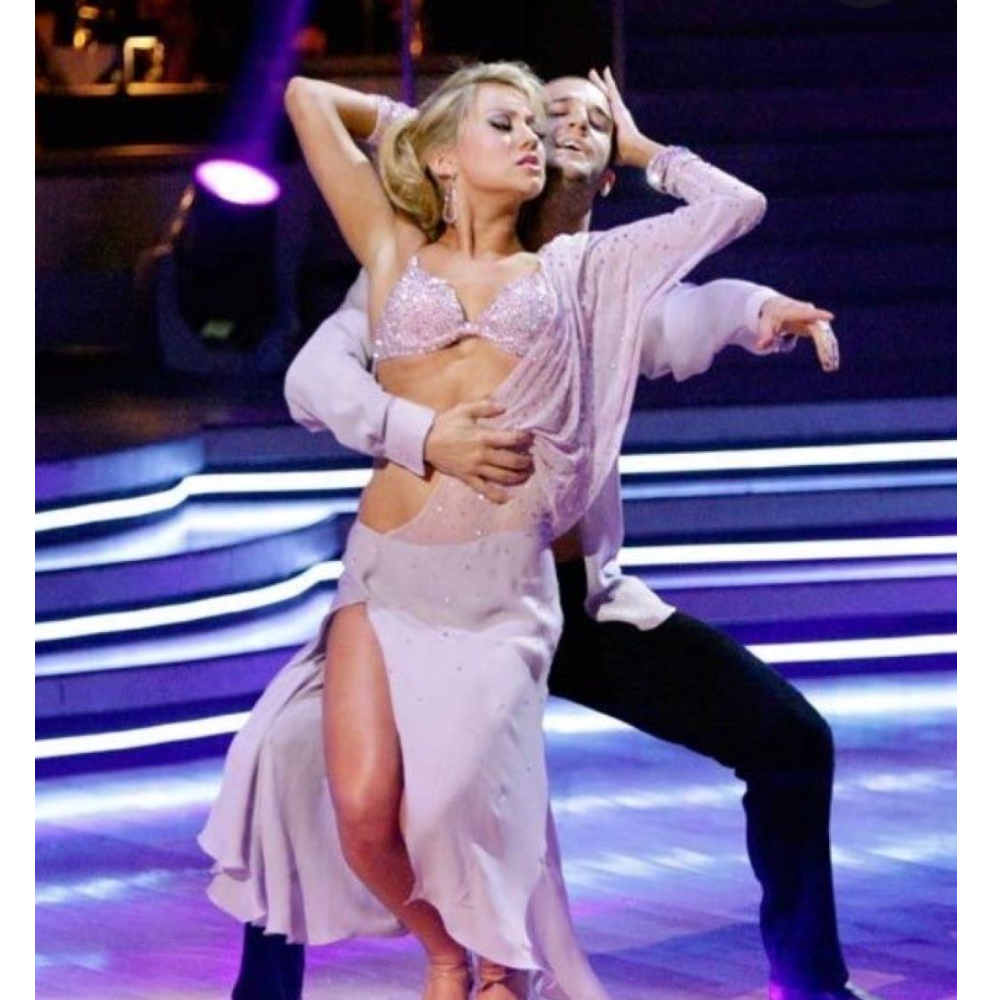 VYT Alum, Chelsea Kane's Dancing with the Stars Bespoke Costume
