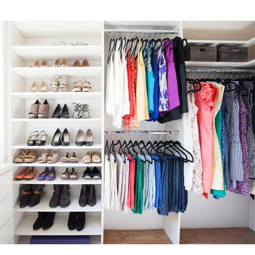 Four Hours of In-Home Organizing