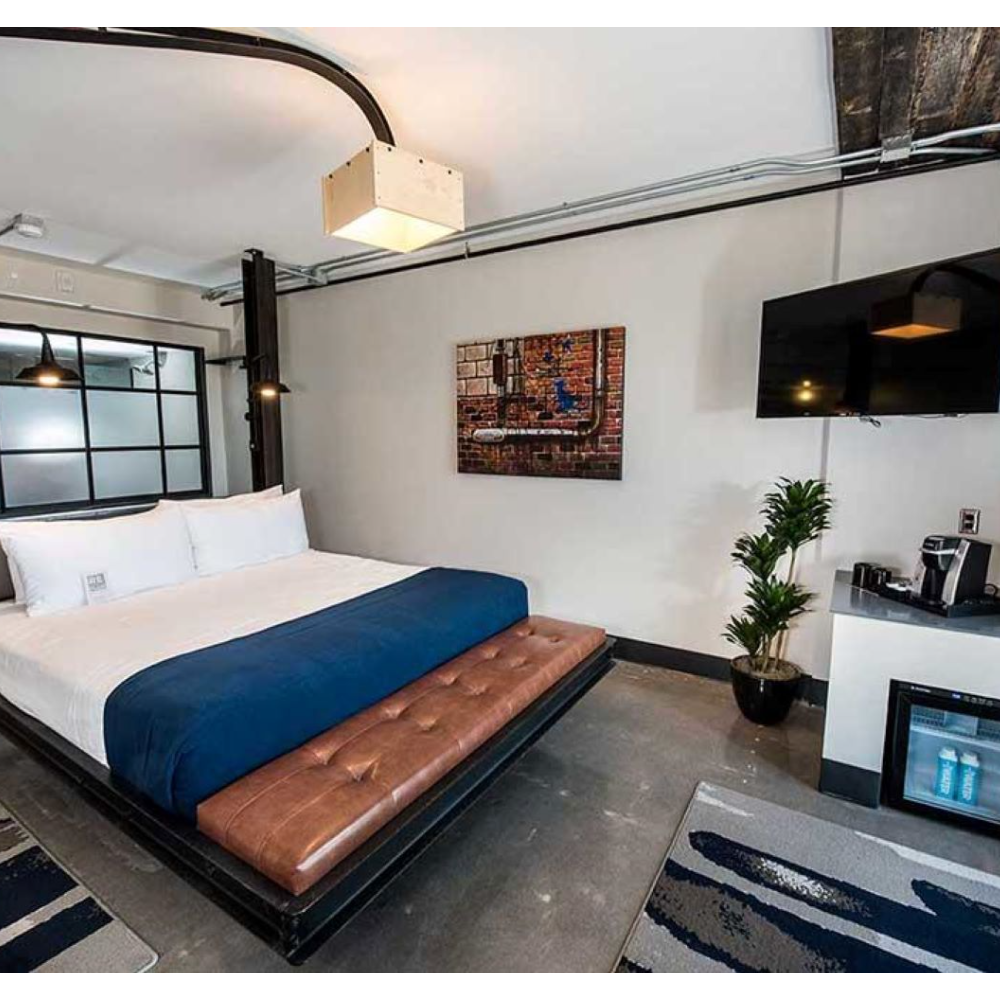 Two Night Stay at the FOUND:RE Phoenix Hotel