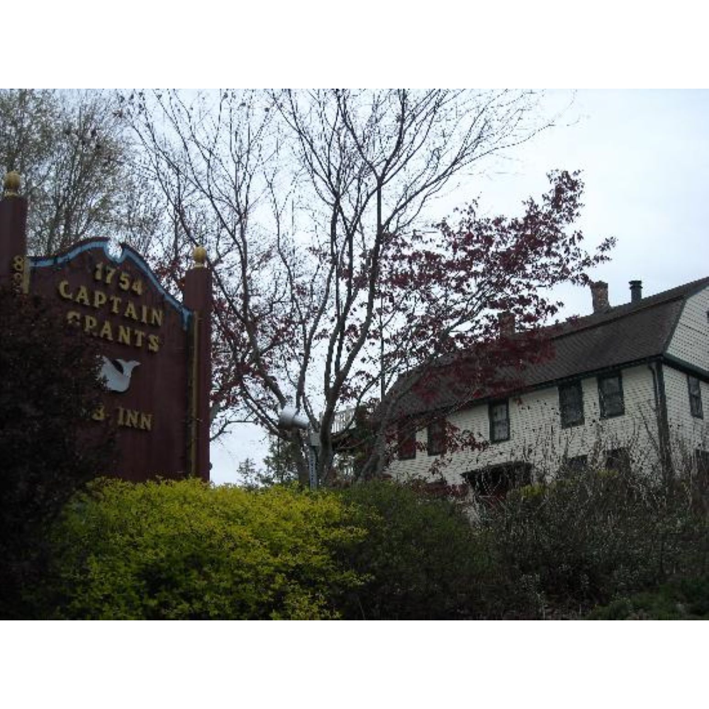 One Night Stay at Captain Grant's Bed & Breakfast