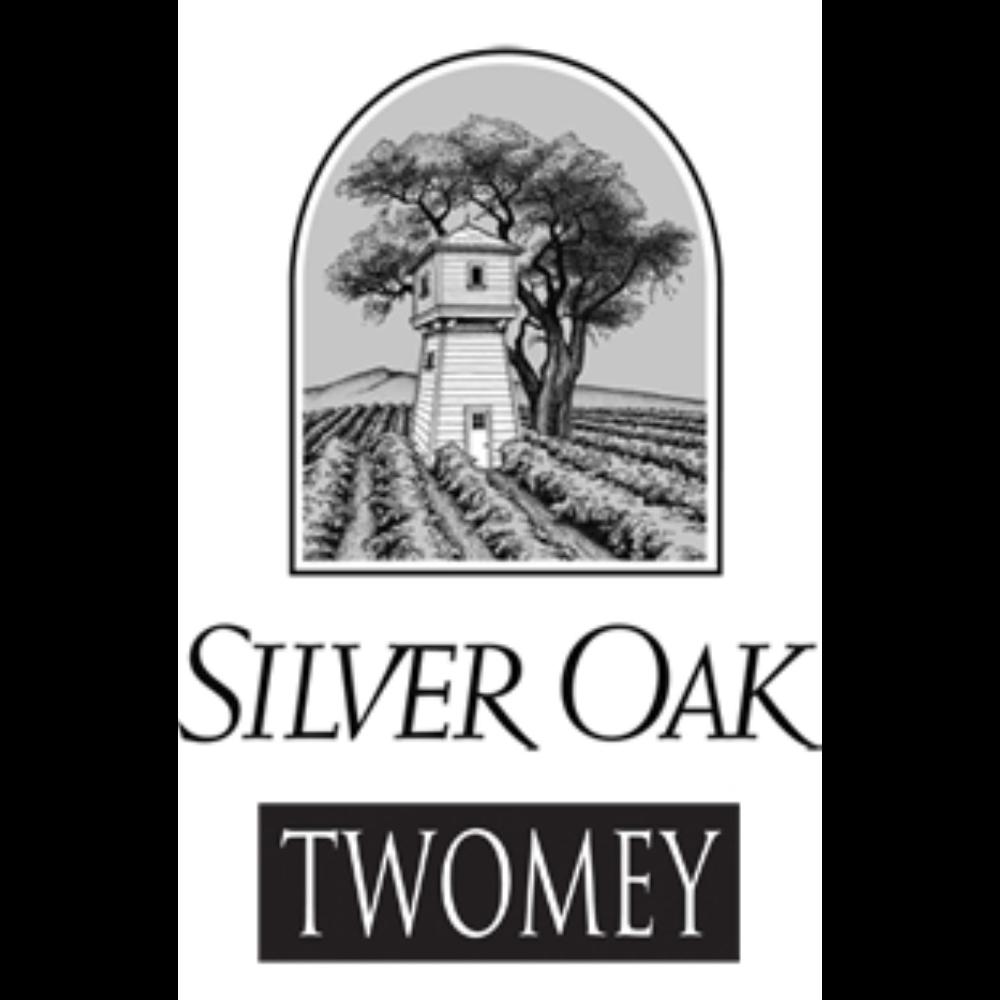 Silver Oak Wine Basket