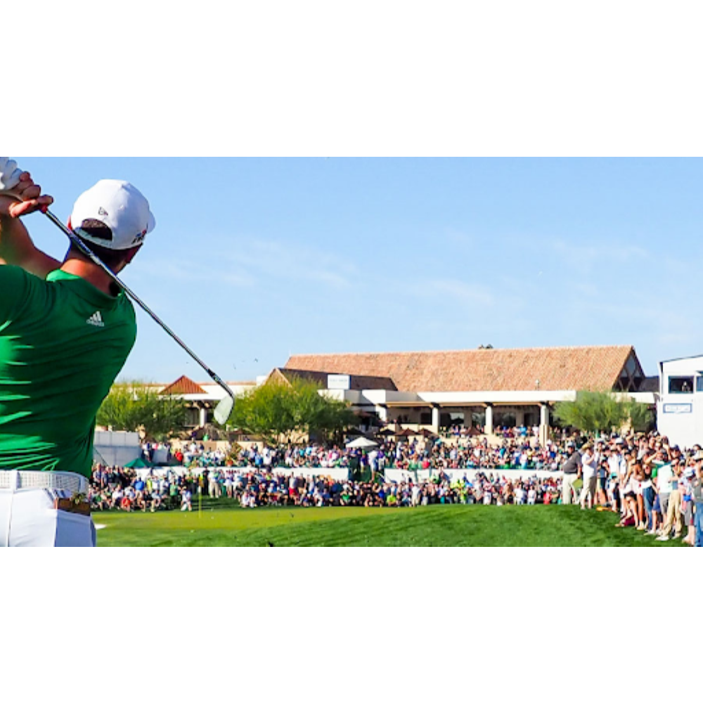 8 Any-Day Passes to the Phoenix Open
