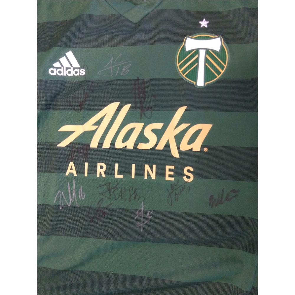 Pair of Collector's Timbers Jerseys