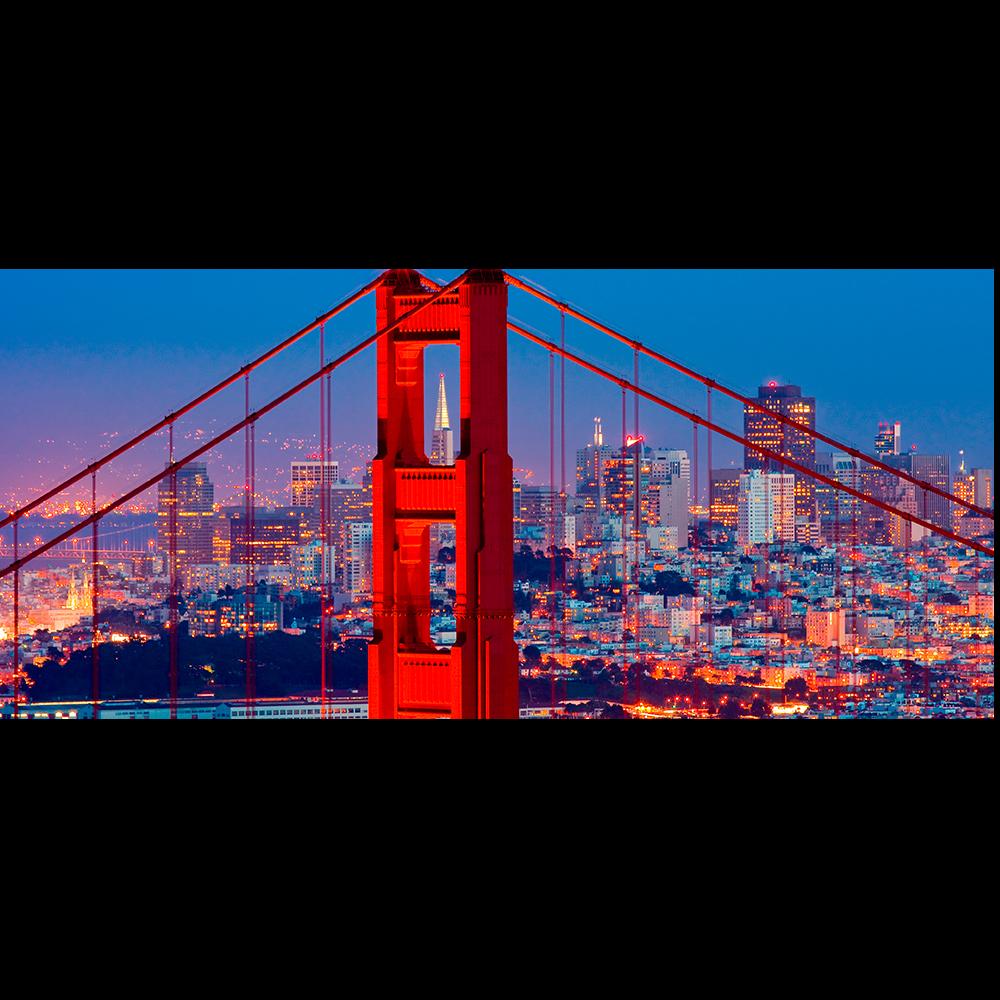 Escape to San Francisco & Sonoma